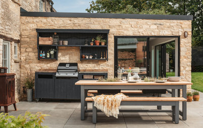 17 Outdoor Kitchen Setups to Fire Your Imagination