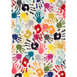 Contemporary Kids Rugs by nuLOOM