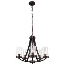 Transitional Chandeliers by CHLOE Lighting, Inc.