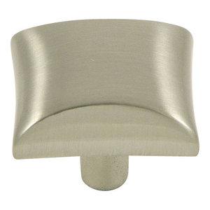 Stone Mill Hardware Satin Nickel Bella Cabinet Knob