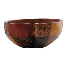 Art Fruit Bowl