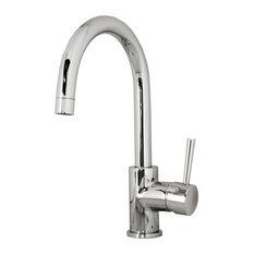 Keplen Faucet, Polished Chrome