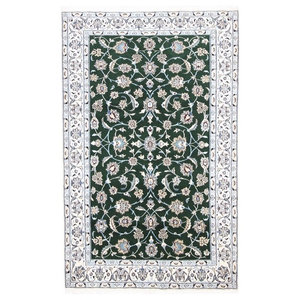 Nain 9La Oriental Rug, Hand-Knotted, 200x126 cm
