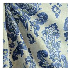 Gypsy Charm Ceramic Waverly Damask Fabric
