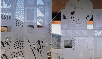 Close-ups of Etched / Sandblasted Detail