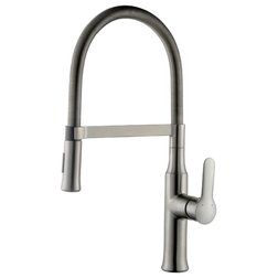 Transitional Kitchen Faucets by Allora USA