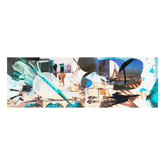 QITOS, Panoramic Limited Edition Print, 30Hx90W