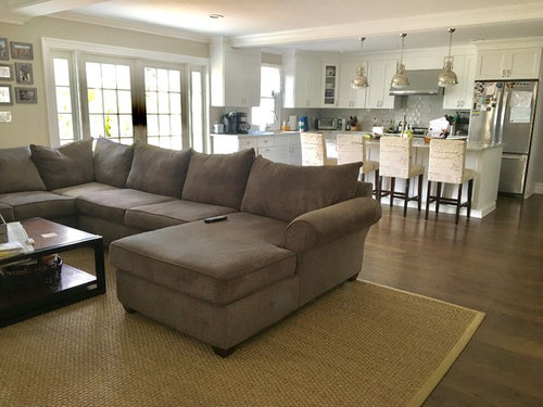 Color To Warm Up Taupe Couch