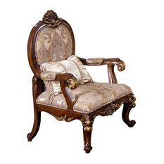 Winfrey Traditional Living Room Chair