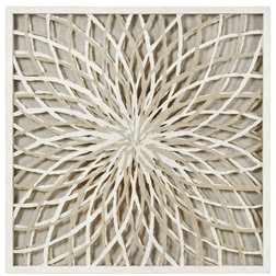 Contemporary Wall Accents by Buildcom