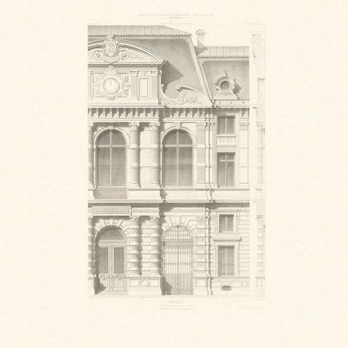Mairie, Vintage - Carta da parati