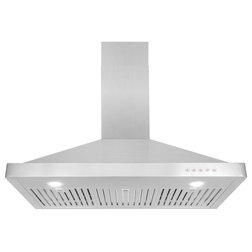 Modern Range Hoods And Vents by Cosmo