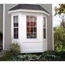 Bay Window Exterior