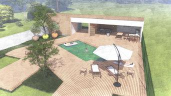 Pool-house St-vincent-de-tyrosse