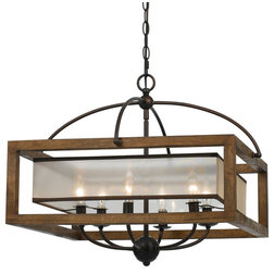 Farmhouse Chandeliers by House Lighting Design