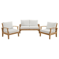 Ideal Transitional Outdoor Lounge Sets by VB Home Furniture