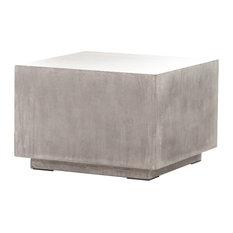 Parker Concrete Cube Table