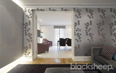 10 Different Ways to Use Wallpaper
