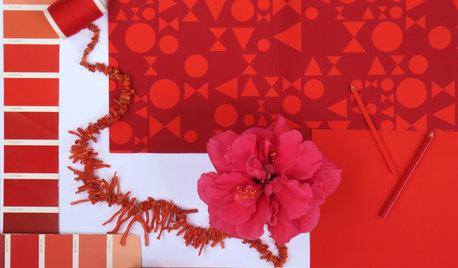 Colore del Mese: Rosso Corallo