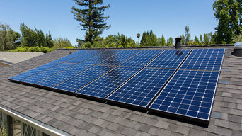 Solar Roofing Contractor in San Mateo