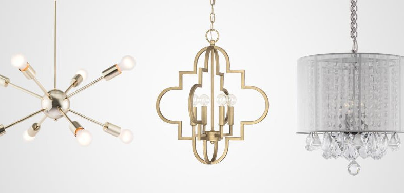 Let there be light all around your home with these gleaming picks from the houzz shop