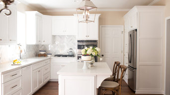 Southampton-Inspired Kitchen