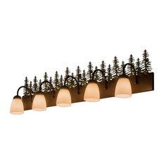 "48"" Tall Pines 5-Light Vanity Light"