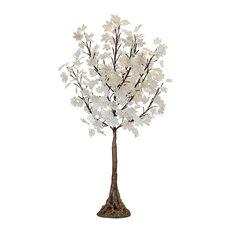 LED White Maple Tree, Blue LED