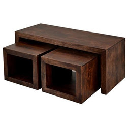 Asian Coffee Table Sets by I H DESIGNS