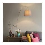 Modern arc lamp gray - Bend