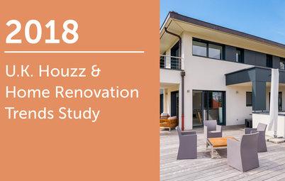 2018 UK Houzz & Home Renovation Trends Study