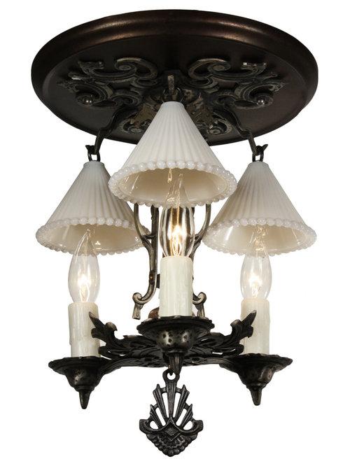 Antique Tudor Lighting   Products