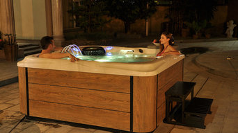 Kingston Nordic Jacuzzi