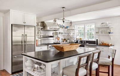 New This Week: 7 Kitchen Island Designs to Consider