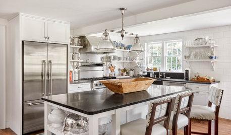 New This Week: 7 Kitchen Island Designs to Consider