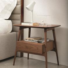 Modern Bedroom Furniture   Nightstands And Bedside Tables