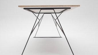Mesa de comedor Berilia madera