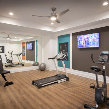 Newport Home - Exercise Room