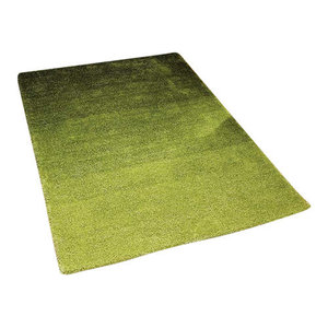 Rio Weavers Green Rectangular Rug, 160x230 cm