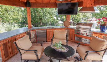Lakeside Luxury -- Outdoor Living by the Lake