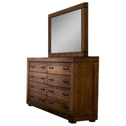 Rustic Dressers by Progressive Furniture
