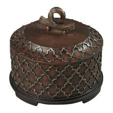 Moorish Carved Box