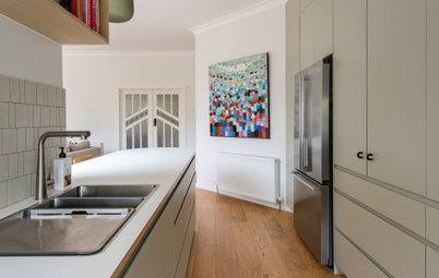 A Stylish & Sensible Kitchen Revamp That Caters to Food Allergies