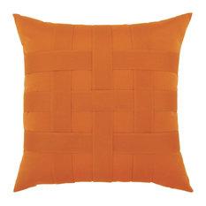 Elaine Smith Basketweave Tuscan Pillow