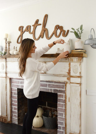 Shabby-chic Style  by Design Fixation [Faith Provencher]