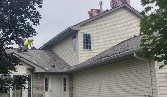 Defective Shingle Re-roof Maplewood