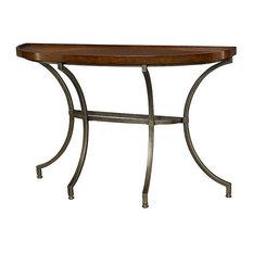 Barrow Sofa Table By Hammary Rich Amber