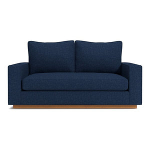 Looking For Harper Apartment Size Sleeper Sofa Innerspring Mattress Navy By Apt2b