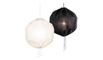 Drawstring Lamp - Kuu Lamp