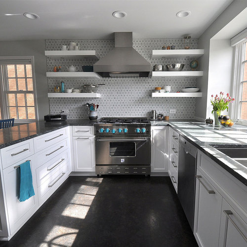 Justmakeit Just Made It -- Finished Kitchen Photos